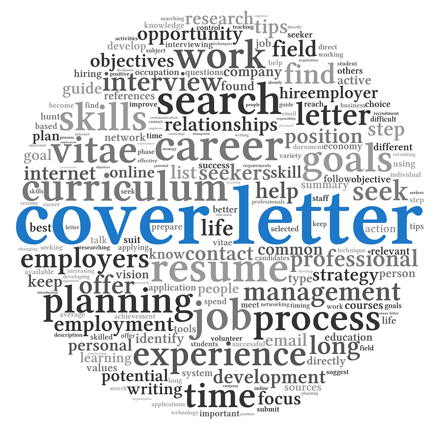 Cover Letter Career Coach Chandra